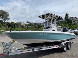 Used Boston Whaler 240 Dauntless240 Dauntless Saltwater Fishing Boat For Sale