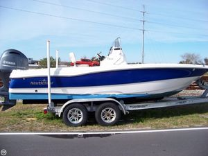 Used Nautic Star Angler 211 Center Console Fishing Boat For Sale