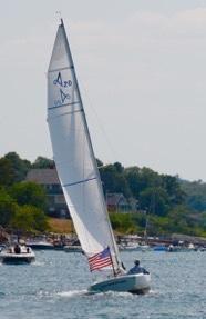 Used Alerion 20 Daysailer Sailboat For Sale