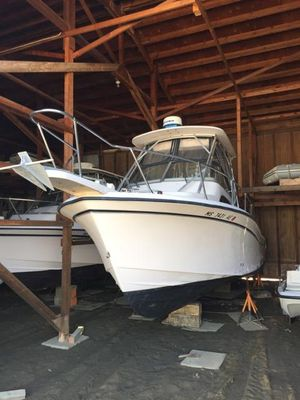 Used Grady-White 28 Sailfish Saltwater Fishing Boat For Sale