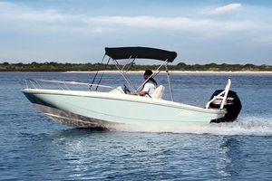 New Boston Whaler 160 Super Sport Sports Fishing Boat For Sale