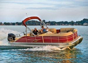 Used Bennington 2275RCW2275RCW Pontoon Boat For Sale