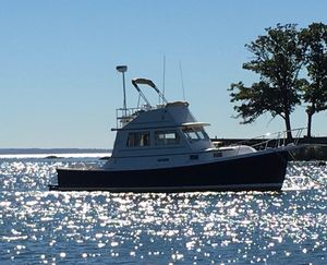 Used Blue Seas Downeast Fly Downeast Fishing Boat For Sale
