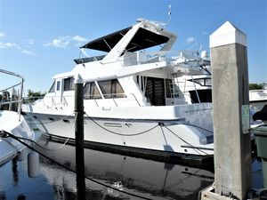 Used Symbol 557 Pilothouse Yacht Motor Yacht For Sale