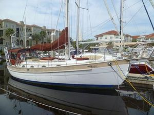 Used Hans Christian Traditional Cutter Sailboat For Sale