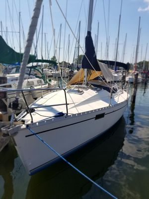 Used Beneteau 35S5 Racer and Cruiser Sailboat For Sale