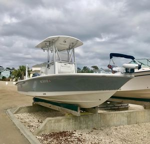 Used Sea Hunt BX 22 BRBX 22 BR Center Console Fishing Boat For Sale