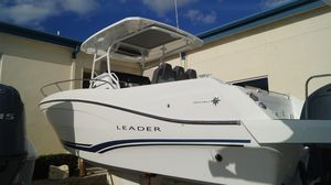 New Jeanneau Leader 9.0 Center Console Center Console Fishing Boat For Sale