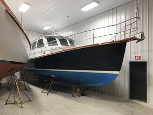 Used Jarvis Newman Downeast Fishing Boat For Sale