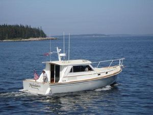 Used Atlantic BHM Duffy Downeast Cruiser Express Cruiser Boat For Sale