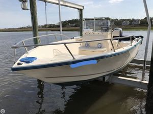 Used Mckee Craft 1800 Pulse CC Center Console Fishing Boat For Sale