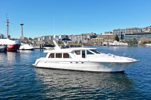 Used Navigator 61' Classic Pilothouse Motor Yacht For Sale