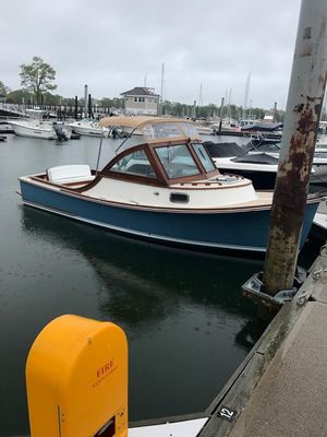 Used Webbers Cove 22 Pemaquid Downeast Fishing Boat For Sale
