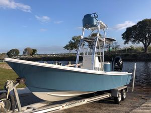 Used Dorado 2009/2018 23 Center Console Center Console Fishing Boat For Sale