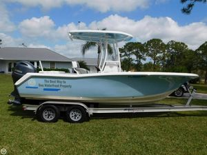 Used Tidewater 220 LFX Center Console Fishing Boat For Sale