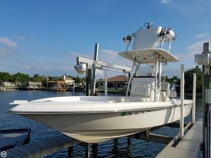 Used Shearwater 25 LTZ Center Console Fishing Boat For Sale
