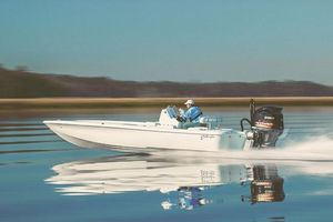 Used Yellowfin 21 Hybrid Center Console Fishing Boat For Sale