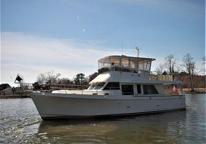 Used Ocean Alexander 48E Classicco Motor Yacht For Sale