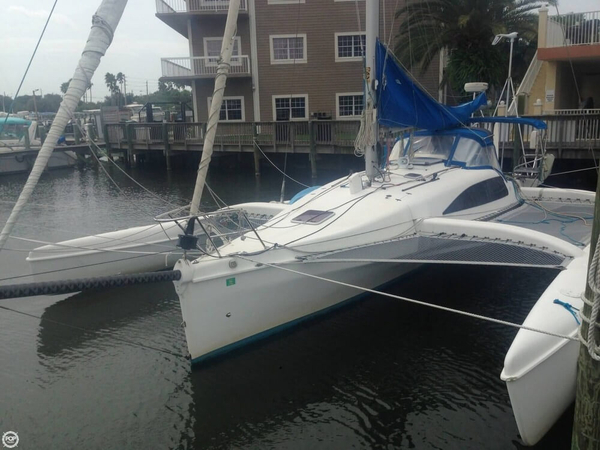 Used Corsair Marine 36 Catamaran Sailboat For Sale