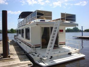 Used Skipperliner 55 House Boat For Sale