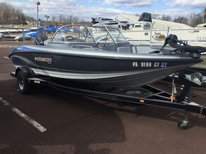 Used Stratos 486 SF486 SF Dual Console Boat For Sale