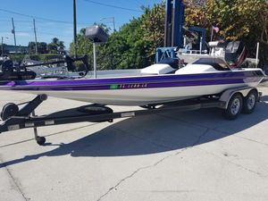 Used Gambler 2200 Freshwater Fishing Boat For Sale