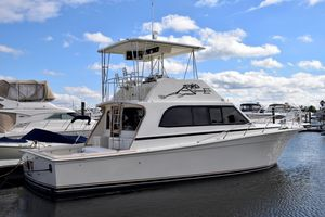 Used Egg Harbor Golden Egg 42 Convertible Fishing Boat For Sale