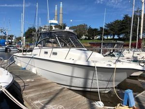Used Shamrock 290 Walkaround Express Cruiser Boat For Sale