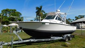 Used Albemarle 247 Express Sports Fishing Boat For Sale