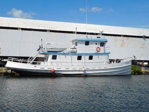 New Tugboat Hawser Tug Commercial Boat For Sale