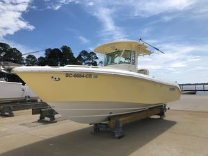Used Everglades 270 Center Console Center Console Fishing Boat For Sale
