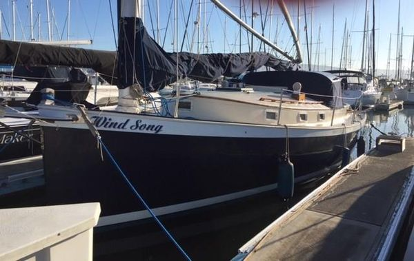 Used Nonsuch 30 Classic Daysailer Sailboat For Sale