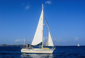Used Contest 36S Cruiser Sailboat For Sale