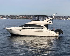 Used Meridian 391 Convertible Fishing Boat For Sale