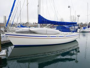 Used Contest 35 Sloop Sailboat For Sale