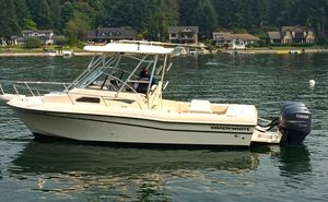 Used Grady-White 232 Gulfstream (LOW Hours! Four Strokes!) Center Console Fishing Boat For Sale