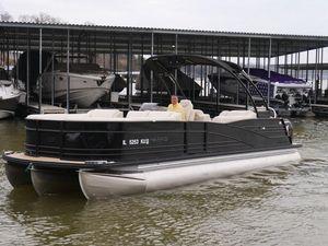 Used Harris 270 Grand Mariner SL Pontoon Boat For Sale