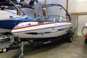 Used Moomba Mobius LSVMobius LSV Bowrider Boat For Sale