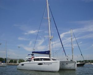 Used Fountaine Pajot 44 Cruiser Sailboat For Sale