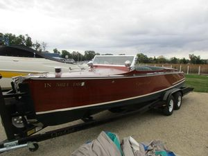 Used Grand Craft 2424 Runabout Boat For Sale