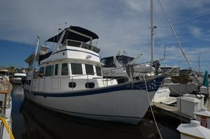Used Nelson Trawler (thompson) Motor Yacht For Sale