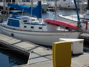Used Cal 36 Cruising Cruiser Sailboat For Sale