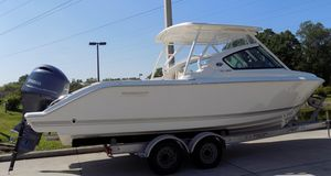 New Pursuit DC 266 Cruiser Boat For Sale