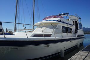Used Kha Shing Sundeck Motor Yacht Aft Cabin Boat For Sale