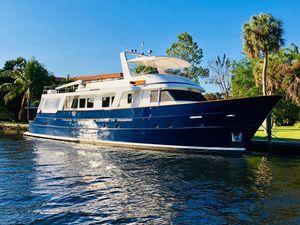 Used Jongert Long Range Cruiser Pilothouse Boat For Sale