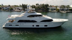 Used Ocean Alexander Tri-deck Motor Yacht For Sale