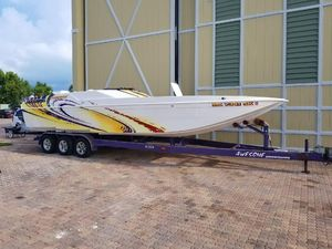 Used Awesome Powerboats Thundercat High Performance Boat For Sale