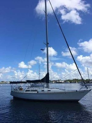Used C&c 40-2 AC Cruiser Sailboat For Sale
