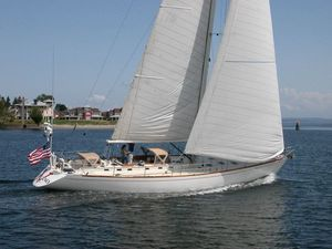 Used Frers Derecktor 64 Racer and Cruiser Sailboat For Sale