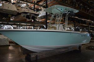 New Key West Boats, Inc. 203FS203FS Freshwater Fishing Boat For Sale